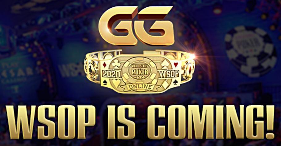 GGPoker Set to Host WSOP Online Bracelet Events