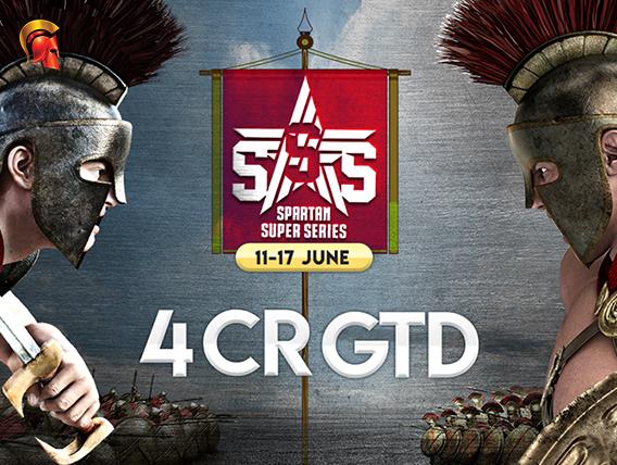 GTD Spartan Super Series