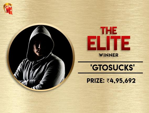 'GTOsucks' beats 197 entries to win The Elite on Spartan