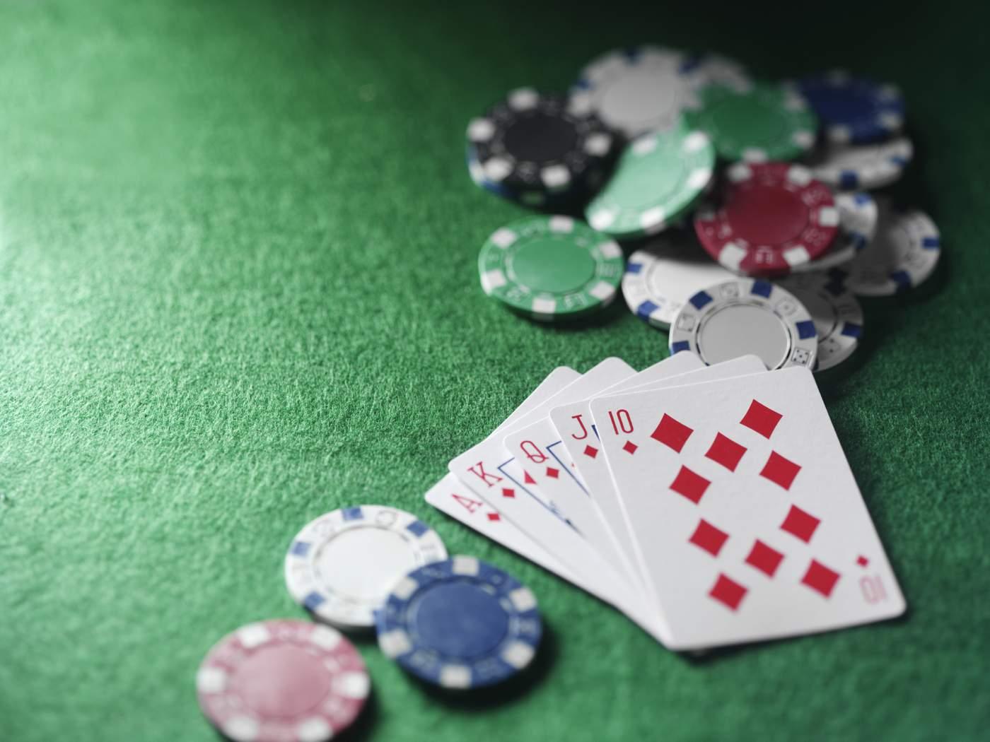 Hands of Poker