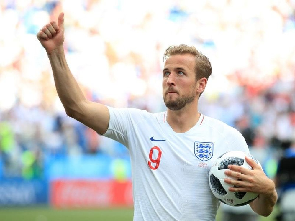 Harry Kane hat-trick helps England rout Panama