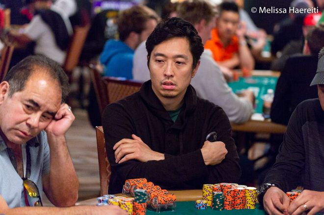 In Sun Geoum is Day 3 chipleader as money bubble busts in Main Event