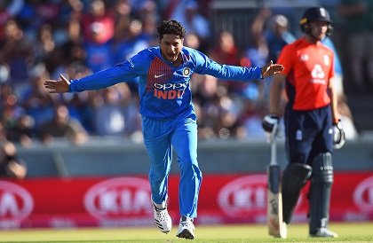 India begin England tour with a resounding win