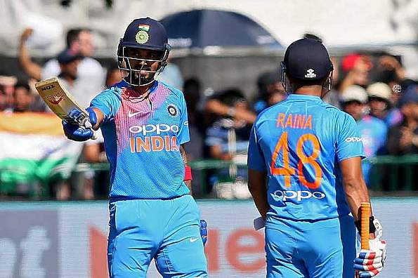 India clean-sweep Ireland in T20I series