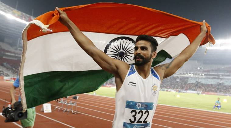 India extend Asian Games golden run in Athletics