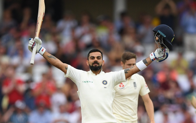 India set England massive target of 521 in 3rd Test