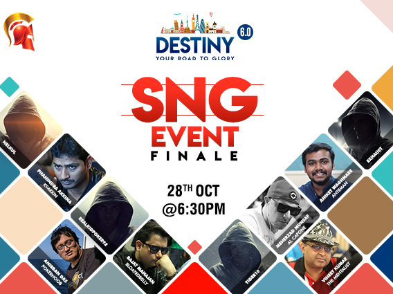 Introducing the Destiny 6.0 Finalists