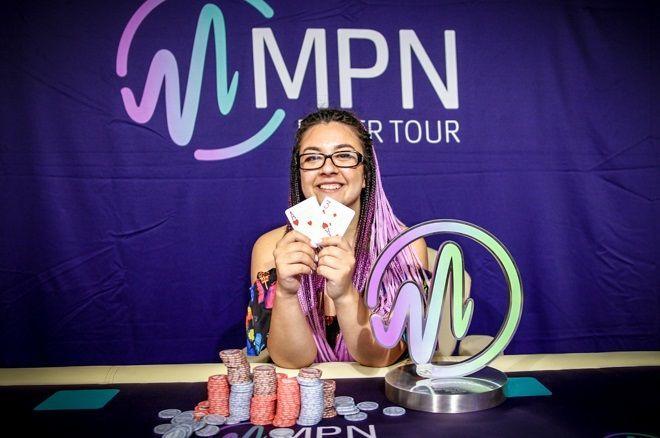 Iva Lazarova wins MPN Sunny Beach Main Event