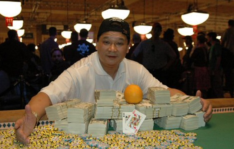 Johnny Chan: First Player to Reach 10 WSOP Bracelets!