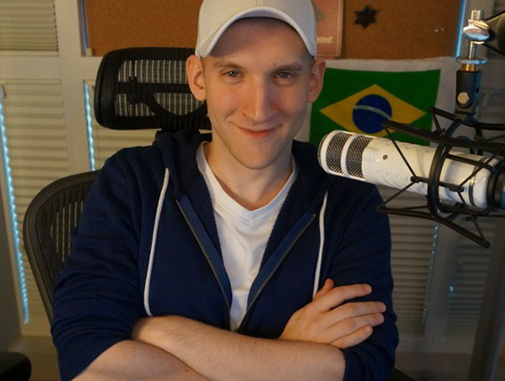 Jason Somerville's Run it Up and PokerStars partner for Twitch content