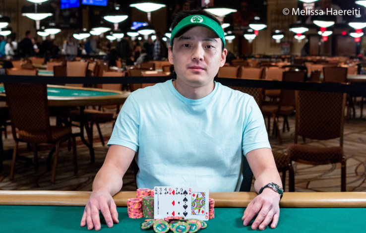 Jay Kwon wins Razz Event and first WSOP bracelet