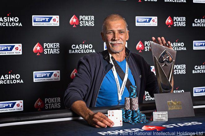 Jean-René Fontaine wins EPT National; 3 Indians Cash