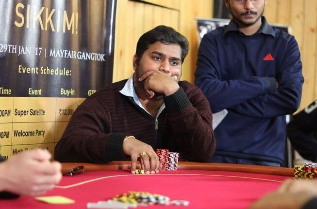 Kalyan Chakravarthy wins 2018 DeepStack Championship
