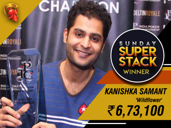 Kanishka Samant beats Arsh Grover to ship Sunday SuperStack