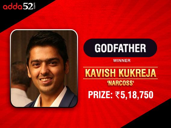 Kavish Kukreja is 4th entrant into Godfather 6.0 Finale