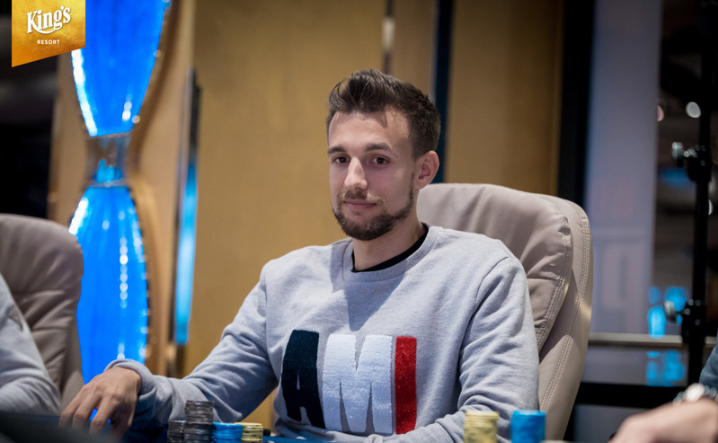 Laszlo Bujtas leads final 12 in WSOP Europe Main Event