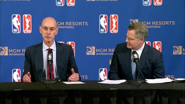 MGM Resorts to sponsor the NBA and WNBA