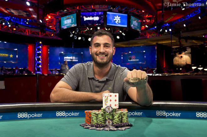 Mario Prats Garcia Wins $1k Big Blind NLHE