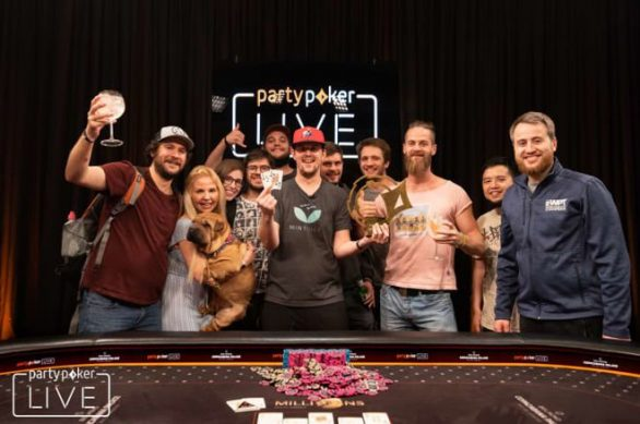 Marty Mathis wins partypoker South America Main Event
