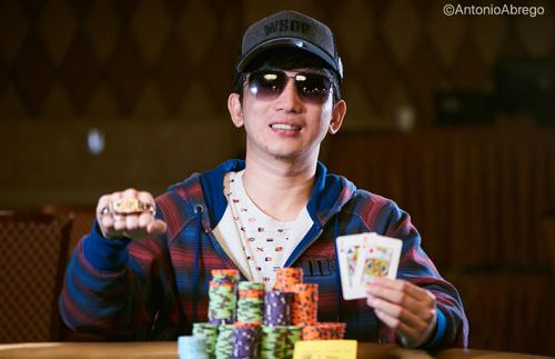 Mike Takayama wins $1,000 Super Turbo Bounty