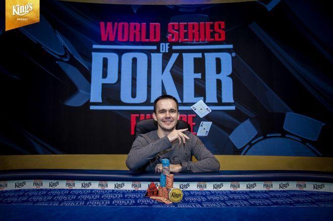 Mikita Badziakouski wins another Short Deck Poker title