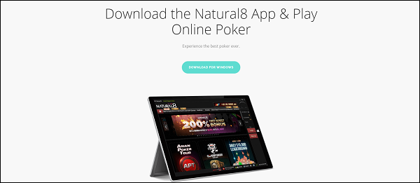 How to Play Poker on Natural8.com - Step 2