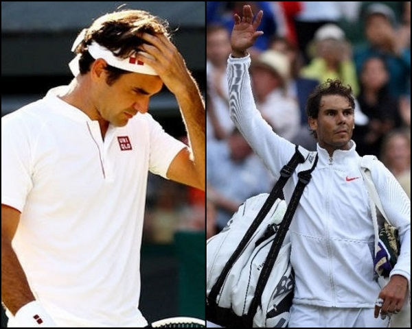 Nadal ecstatic as Federer crashes out of Wimbledon