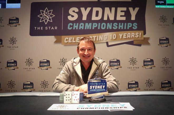 Nebojsa Blanusa Wins Star Sydney Championships