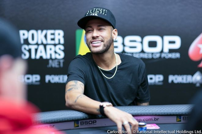 Neymar delays BSOP tournament, finishes 6th a day later