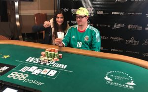 Nikita Luther wins India's second WSOP gold bracelet