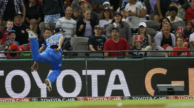 One of the greatest catches ever seen in Cricket