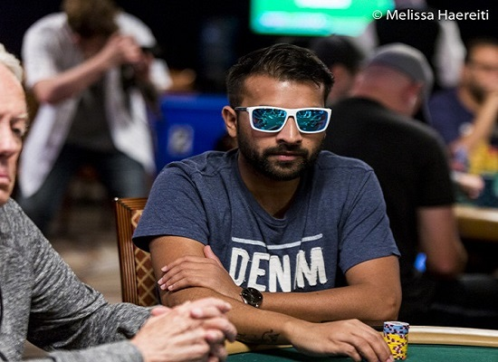 Paawan Bansal finishes 73rd in Bounty Event