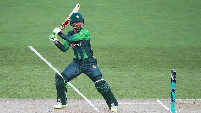 Pakistan beat Australia in T20I Tri-Series
