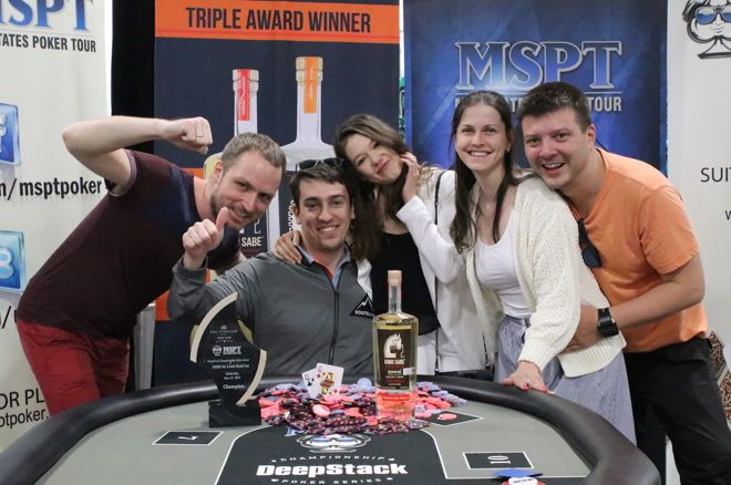 Pavel Plesuv wins MSPT Venetian; 2 Indians cash out big