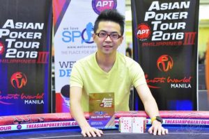 APT Online: Chen wins Championships Event; 'sagarpupul' 2nd in Event 221