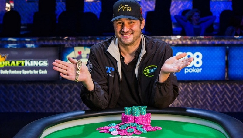 Phil Hellmuth Wins 15th Gold Bracelet In 2018 World Series of Poker $5,000 Turbo No-Limit Hold'em Event