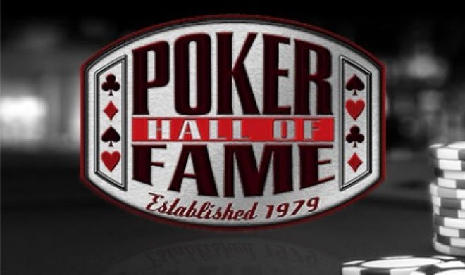 Poker Hall of Fame 2018 Nominees Out