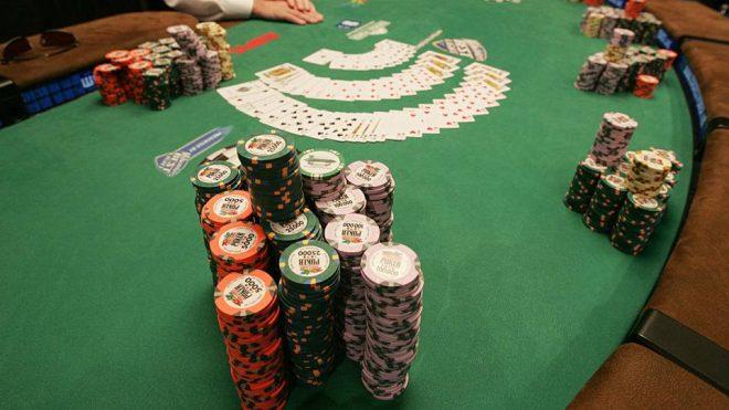 Poker a healthy habit