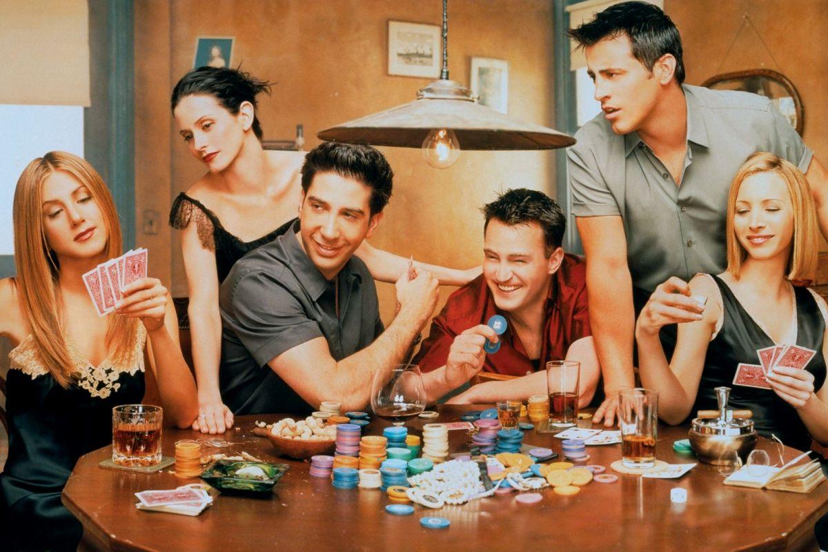 Poker and F.R.I.E.N.D.S