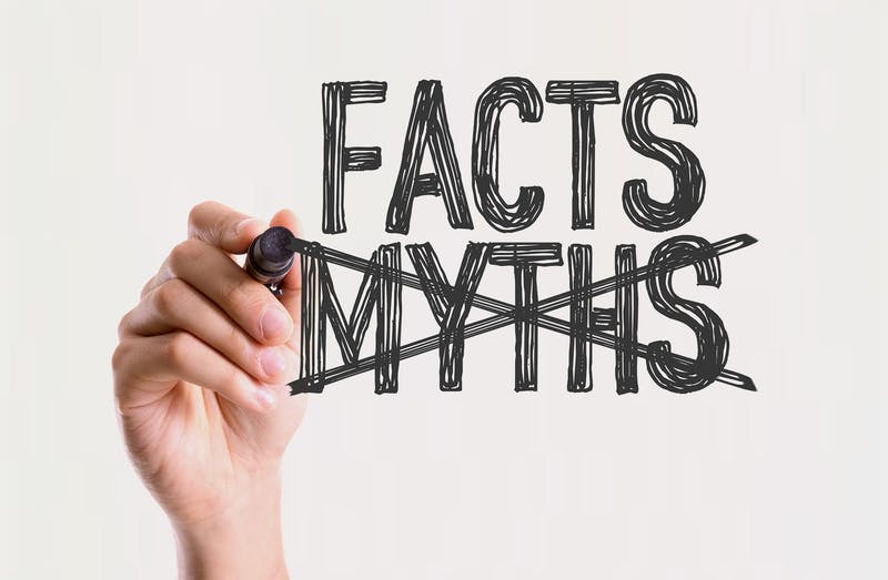 Poker myths you need to get out of your head, now!