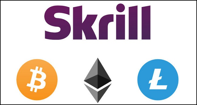Poker players can now use Skrill for crypto trading