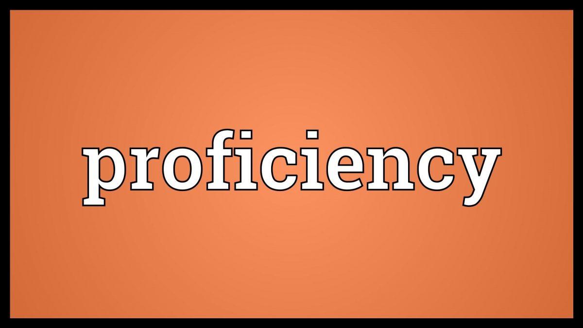 Poker proficiency