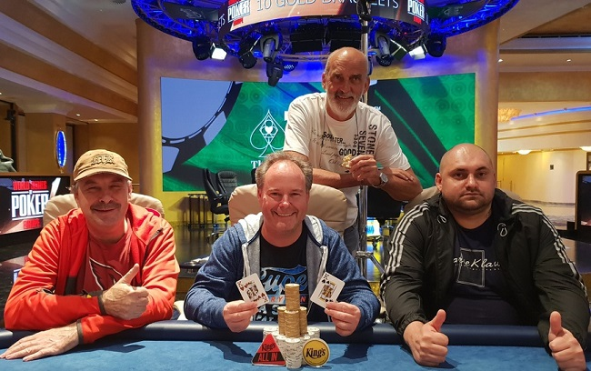 Pranay Chawla and Anish Patra cash in TIPS Poker Classic 1