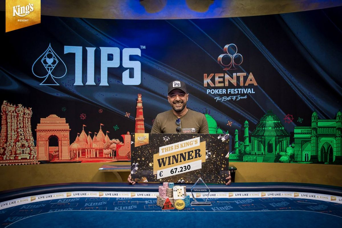 Pulkit Goyal finishes 5th in TIPS Main Event; Padoba wins