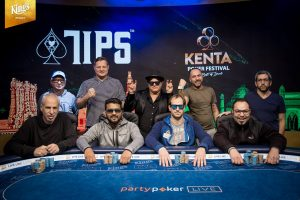 Pulkit Goyal finishes 5th in TIPS Main Event; Padoba wins 2