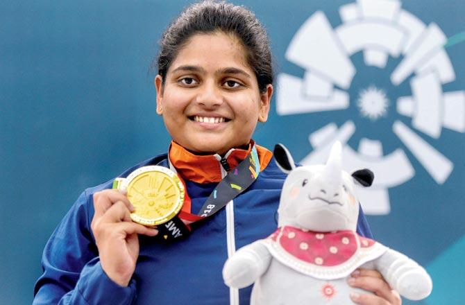 Rahi Sarnobat brings India another shooting gold