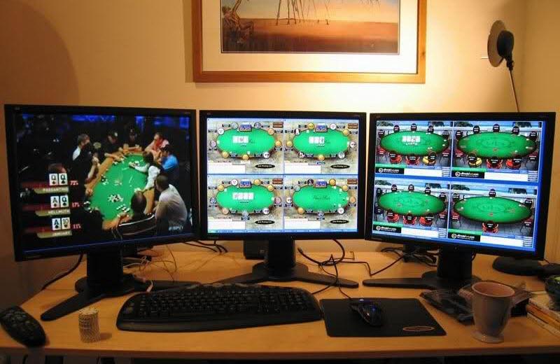 Rich, Richer and Richest of Online Poker