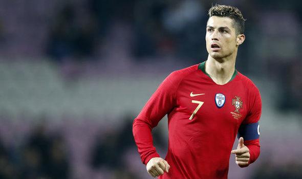 Ronaldo's training ground secrets