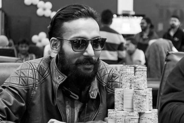 Sailesh Lohia is chip leader at DPT Main Event