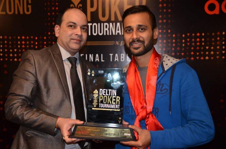 Sandip Jhawar wins DPTXpress 10k Bounty event